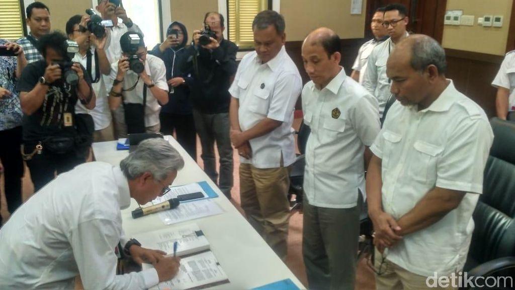Pakai Skema Gross Split, Kontrak Blok South Jambi B Diteken