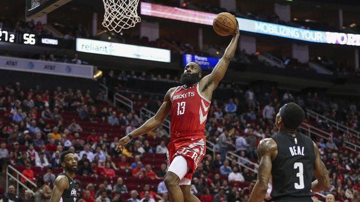 Houston Rockets kalahkan Washington Wizards (Troy Taormina-USA TODAY Sports)