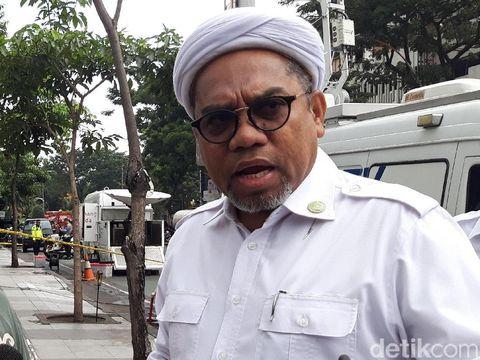 Tenaga Ahli Kedeputian IV Kantor Staf Presiden, Ali Mochtar Ngabalin.
