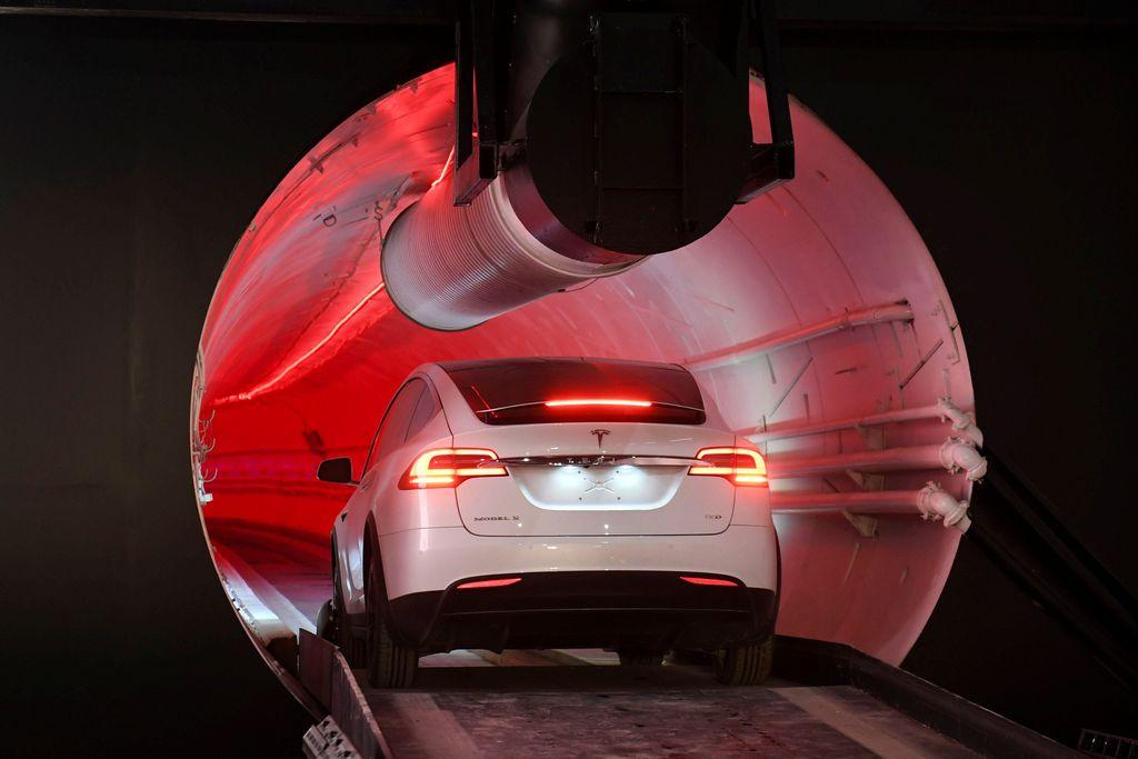 Terowongan Boring Company