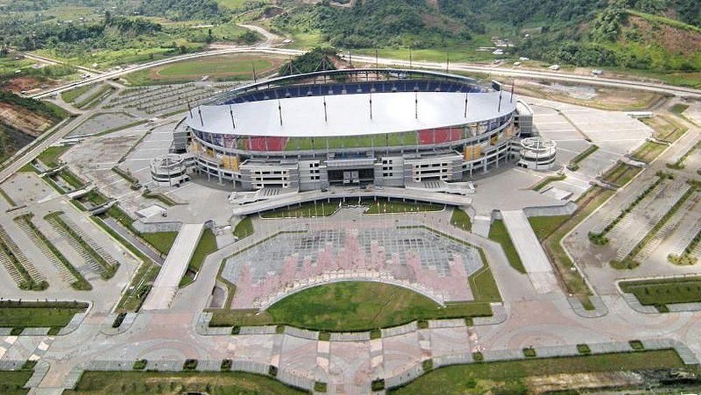 Pernah Jadi Kebanggaan, Begini Nasib Stadion Palaran Eks PON Kaltim