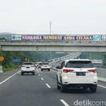 Pulang Liburan Lewat Tol Trans-Jawa, Awas Microsleep!