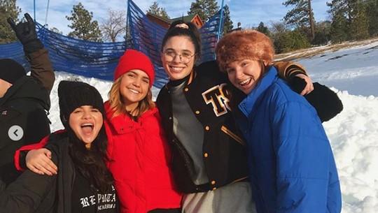 Penampilan Terbaru Selena Gomez, Jadi Lebih Happy