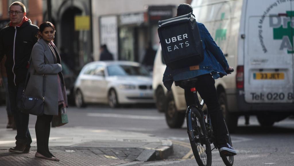 Wow! Uber Beli Perusahaan Pengiriman Makanan Rp 38 T