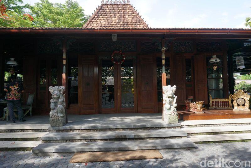Plataran Dining kini membuka outlet pertamanya di Bali yang bernama Plataran Canggu. Inilah The Joglo, restorannya di Canggu, Bali (Aditya/detikTravel)