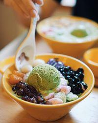 Slurp! Dessert Taiwan dengan Isian Lengkap Cocok Buat Ngemil Sore