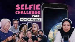 Selfie Challenge Pake Honor Magic 2: Gagal Semua!