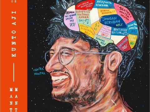 Mengenal Naufal Abshar yang Lukis Sampul Album Kunto Aji
