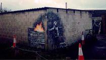 Hiks...Galeri Seni Banksy di Inggris Terancam Batal Dibangun