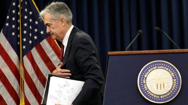 Duh, The Fed Sebut Ekonomi AS Akan Melambat di 2019