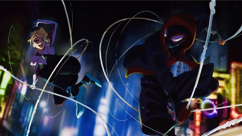 Komikus Bleach Bikin Tribut untuk Spider-Man: Into the Spider-Verse