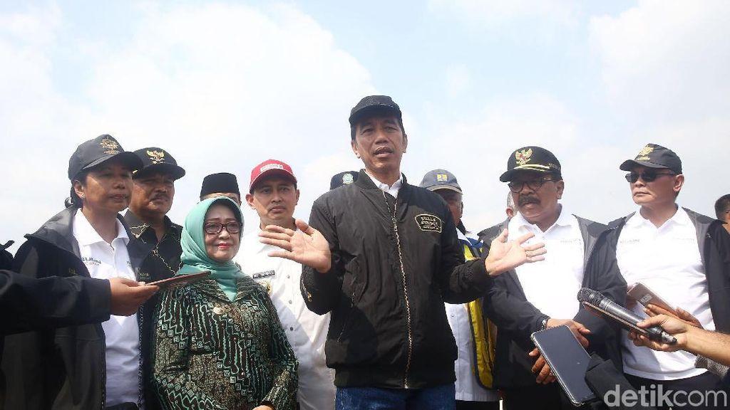 JKT-SBY Tersambung Tol, Jokowi: Lebih Cepat dan Murah