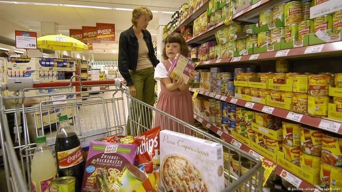 Industri makanan Jerman Sepakat Kurangi Penggunaan Gula, Garam dan Lemak