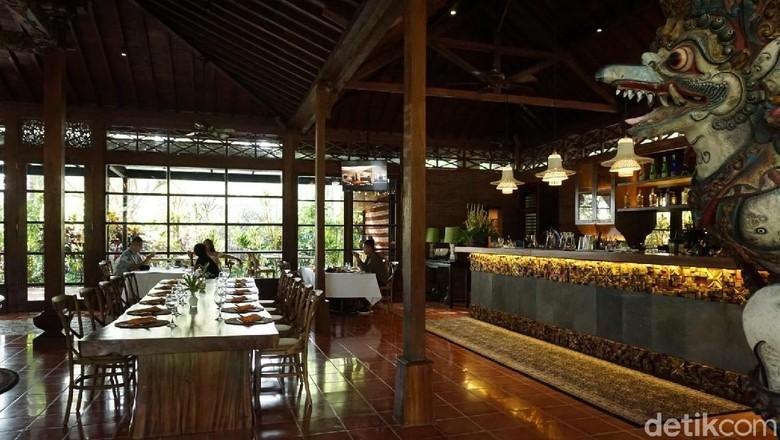 The Joglo di Plataran Canggu, Bali (Aditya/detikTravel)