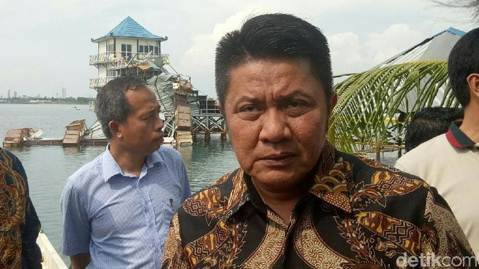 Gubernur Sumsel Herman Deru (Foto: Raja Adil Siregar/detikcom)
