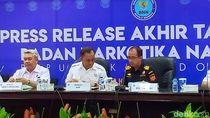 Bea Cukai: Penyelundupan Narkoba Terbesar Selama 2018 Via Jalur Udara