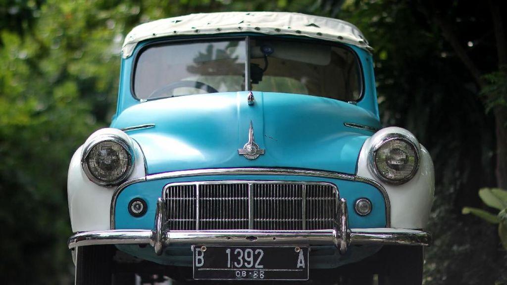 Mobil Klasik yang Ditaksir Suzzanna