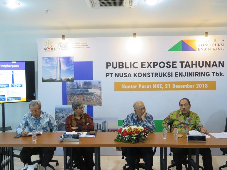 Garap Proyek RS Siloam, PT NKE Ungkap Persoalan Amblesnya Jalan Gubeng