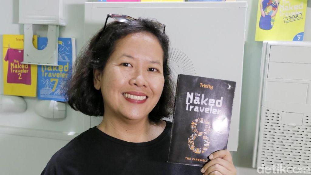 Yuk Berburu Kesempatan Bertemu Penulis The Naked Traveler