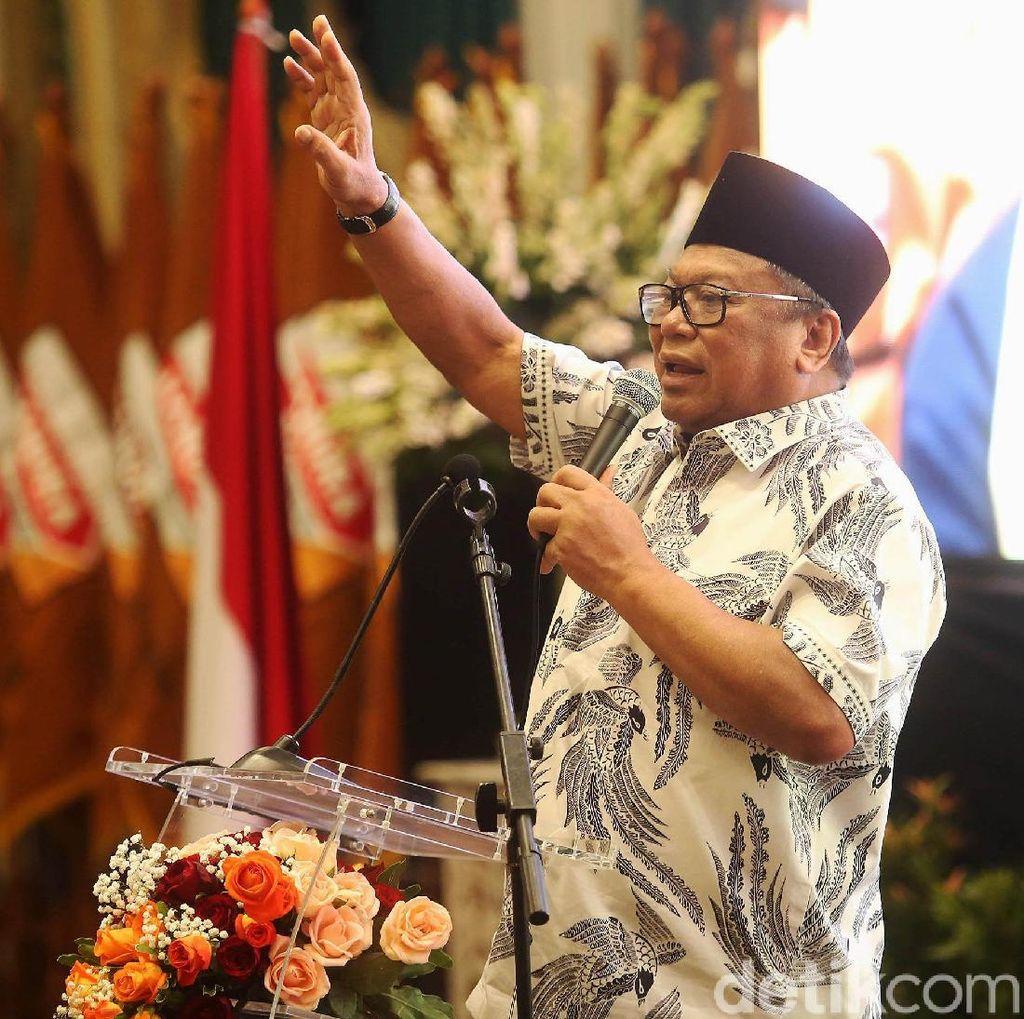 OSO Bela Maruf di Debat Perdana: Beliau Wakil, Tak Harus Dominan