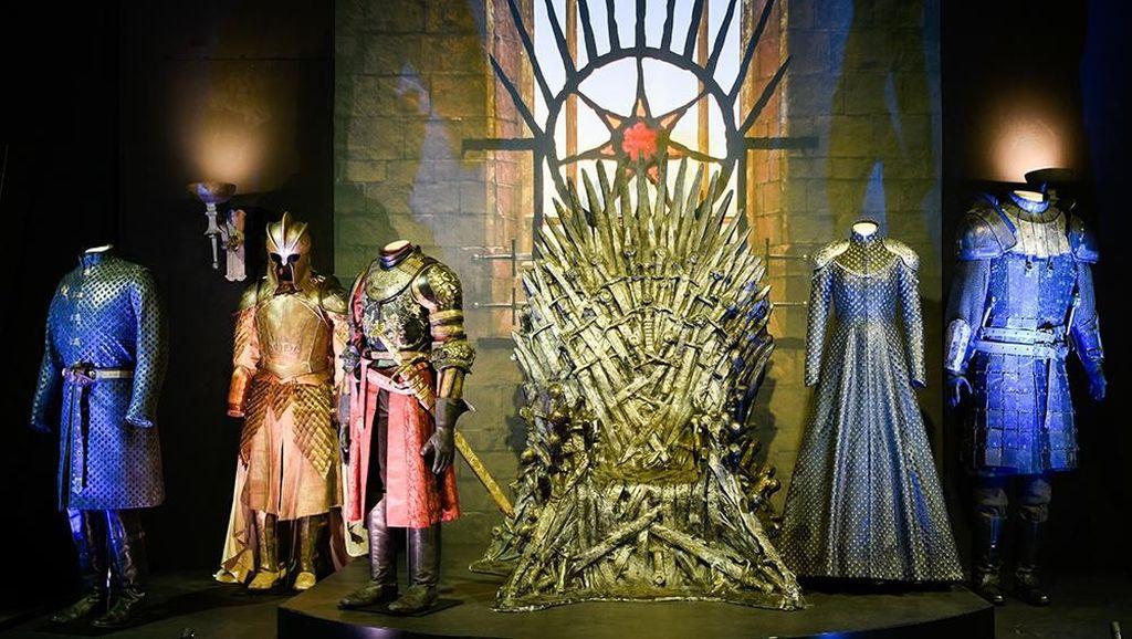 Inilah Pameran Game of Thrones Terbesar di Dunia