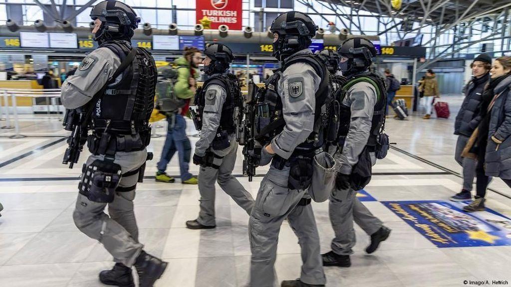 Dapat Info dari Intelijen Maroko, Pengamanan Bandara Jerman Diperketat