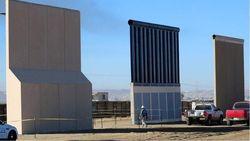 Dukung Trump, DPR AS Loloskan Anggaran Tembok Perbatasan Meksiko