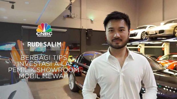 Rudy Salim, Tak Lulus Kuliah dan Sukses di Bisnis Mobil Mewah