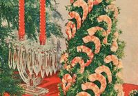 Jelly Kulit Hewan hingga Pohon Udang, Makanan Natal Aneh dari Berbagai Negara