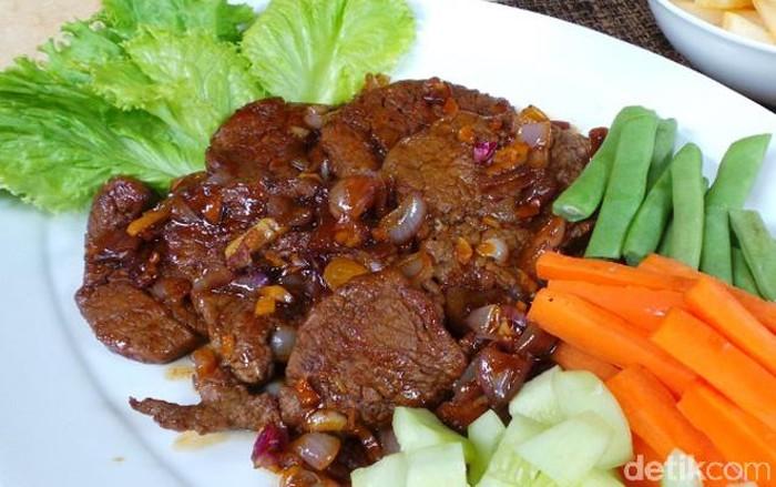 Resep Bistik Daging Kambing yang Pasti Enak/Foto: detikfood