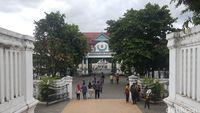 Keraton Yogyakarta (Fitraya/detikTravel)