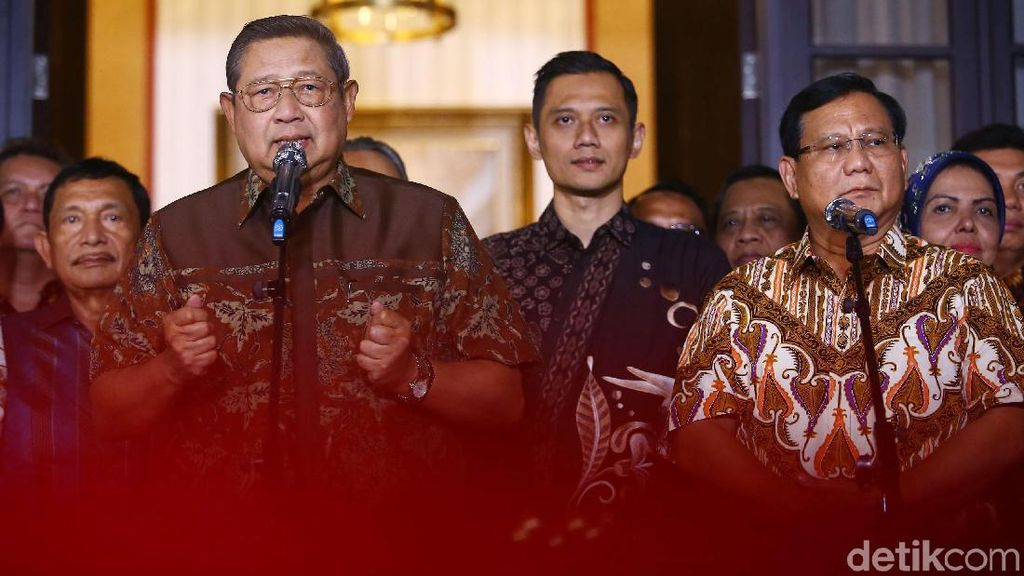 SBY Ikut Komentari Tweet Said Didu soal Freeport