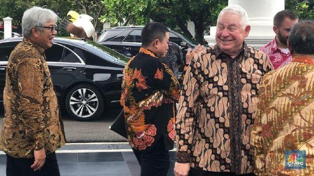 Kado Akhir Tahun Jokowi: Freeport Resmi Dikuasai RI