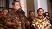 SBY Lega Prabowo Tempuh Gugatan Lewat MK