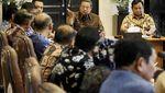 Suasana Hangat Pertemuan SBY-Prabowo di Mega Kuningan