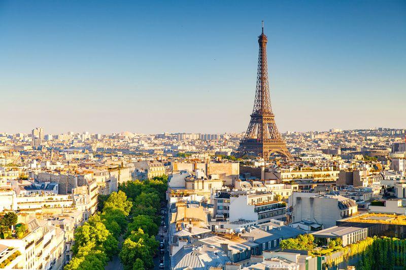 Menyusul di posisi kedua adalah Paris, Prancis (iStock)