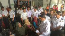 Menhub: Hari Ini dan Besok Puncak Arus Mudik dari Jakarta