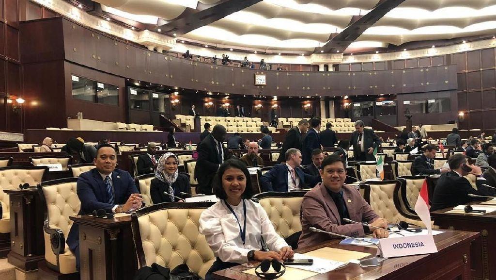 Di Azerbaijan, DPR RI Bawa Misi Keberlanjutan Generasi Muda