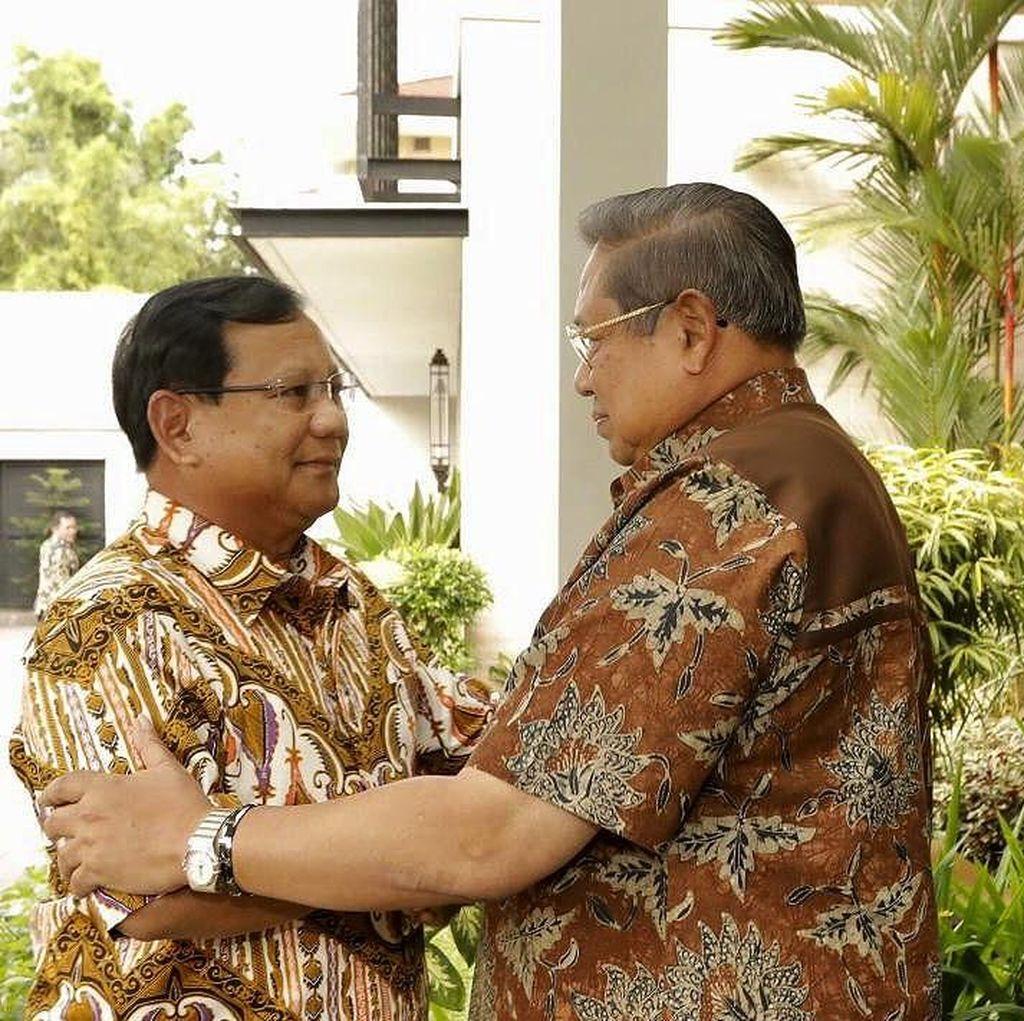 Gaduh Gerindra vs PD di Pekarangan Rumah Koalisi Jokowi