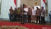 Jokowi Umumkan Pembelian Saham Freeport Sudah Lunas