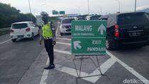 Libur Natal, 26.108 Kendaraan Melintasi Tol Pandaan-Malang