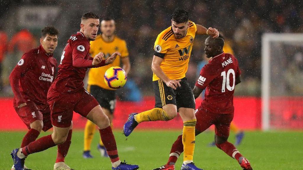 Liverpool Masih Belum Kalah