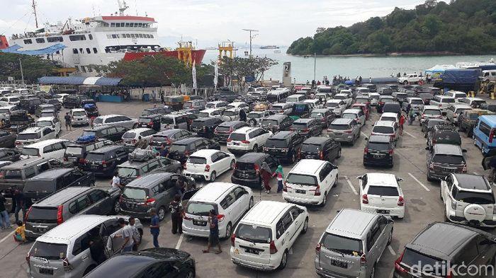 Pelabuhan Merak/Foto: M Iqbal