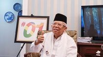 Jokowi Bebaskan Abu Bakar Baasyir, Maruf: Surprise dan Langkah Jitu