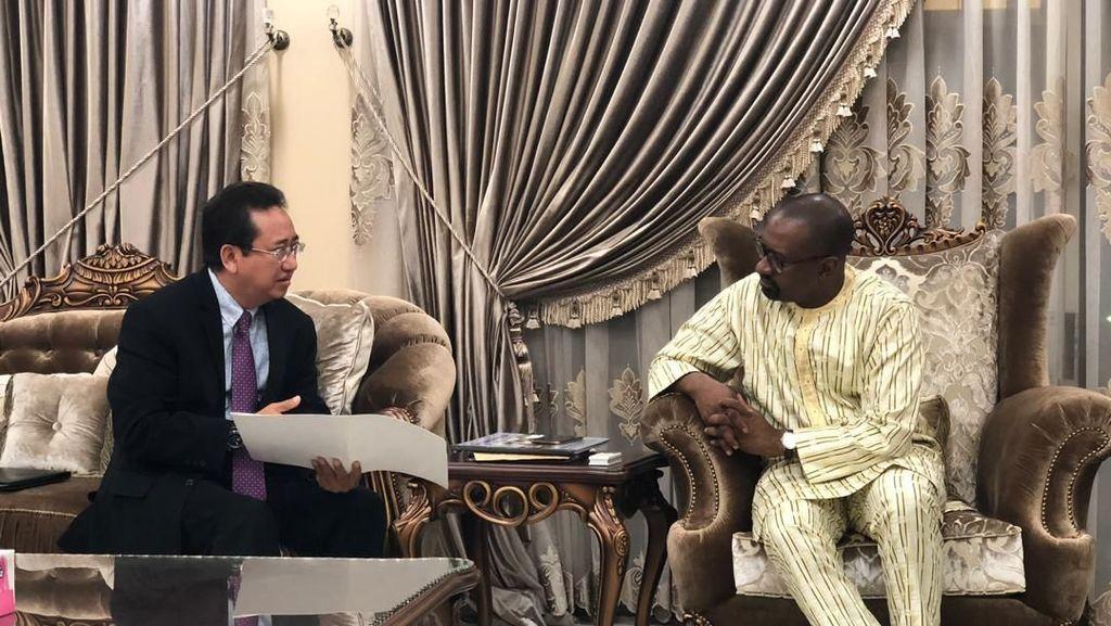Sierra Leone Sambut Positif Tawaran Kerjasama Indonesia