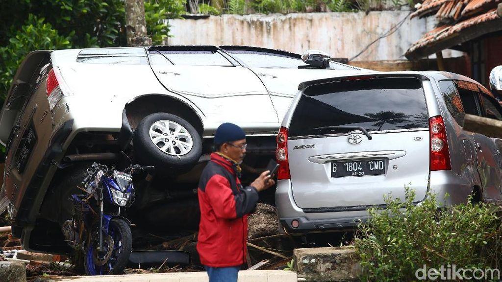 Layanan Telkom Tetap Berjalan Normal Pasca Tsunami Selat Sunda