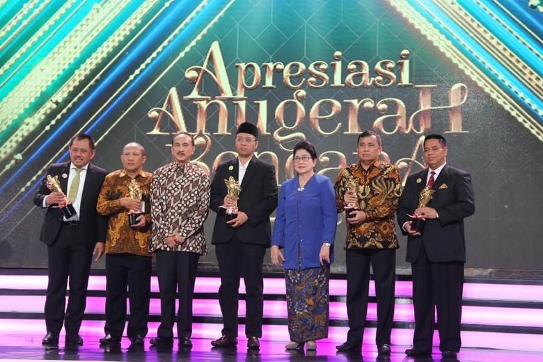 Sukseskan Kampung KB, 5 Daerah Dapat Award dari BKKBN