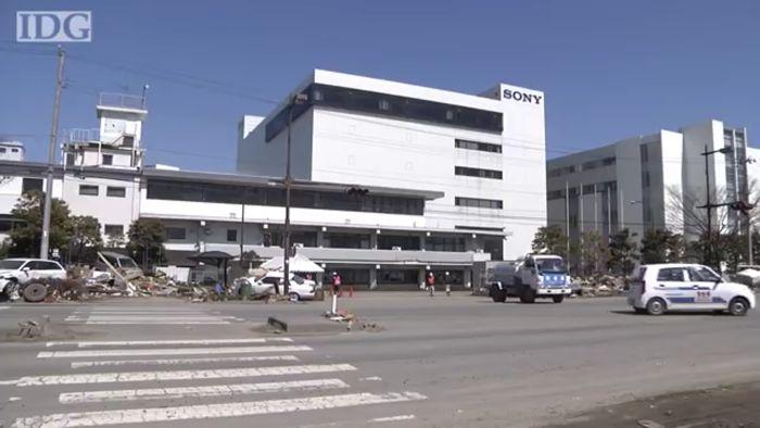Di pabrik tersebut, Sony memproduksi spare part Blu-ray, baterai Li-Ion, dan cakram optik. Foto: IDG