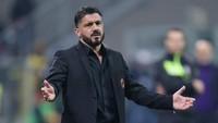 Latih Napoli, Gattuso Minta Saran Dulu ke Ancelotti