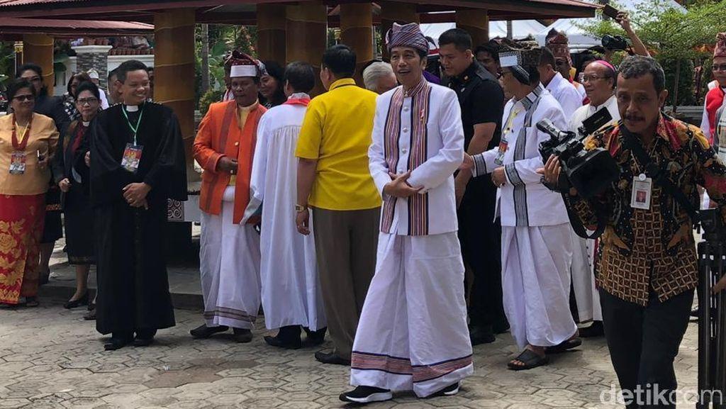 Pemda Tana Toraja Minta Jokowi Resmikan Patung Yesus tapi Belum Di-Acc